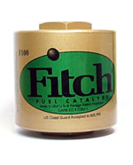 Save fuel with Fitch Catalyst for petrol, diesel & LPG engines