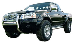 ENG-TEK Diesel Tuning Module adds power to Nissan Navara